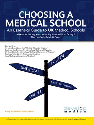 cover image of Choosing a Medical School