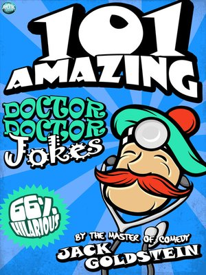cover image of 101 Amazing Doctor Doctor Jokes