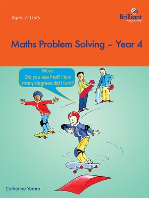 Maths Problem Solving Year 4 By Catherine Yemm 183 Overdrive border=