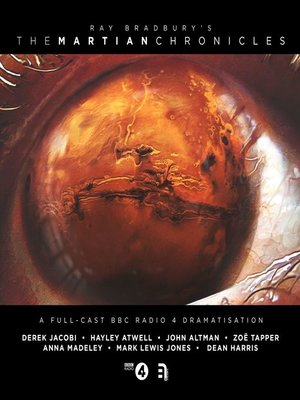 cover image of The Martian Chronicles