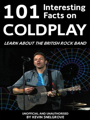 cover image of 101 Interesting Facts on Coldplay
