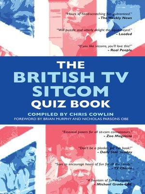cover image of The British TV Sitcom Quiz Book