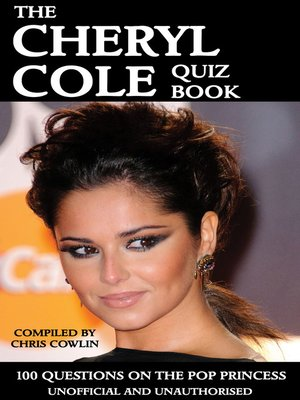 cover image of The Cheryl Cole Quiz Book