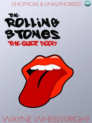 cover image of Rolling Stones - The Quiz Book