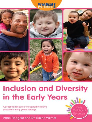 cover image of Inclusion and Diversity in the Early Years