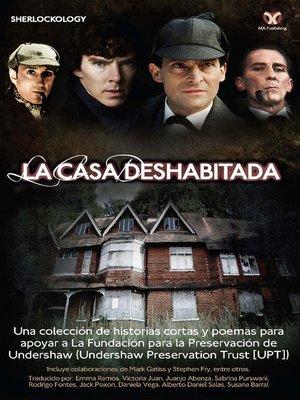 cover image of Sherlock Holmes: La casa deshabitada