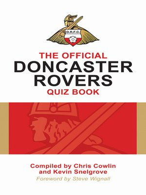 cover image of The Official Doncaster Rovers Quiz Book
