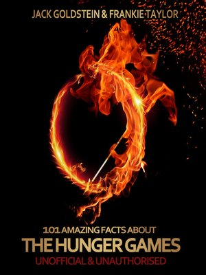 cover image of 101 Amazing Facts about The Hunger Games