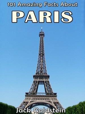 cover image of 101 Amazing Facts About Paris