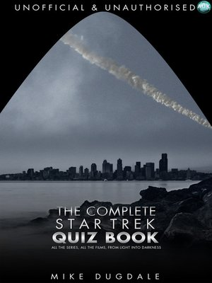cover image of The Complete Star Trek Quiz Book