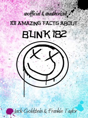 cover image of 101 Amazing Facts about Blink-182
