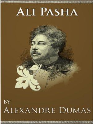 cover image of Ali Pasha