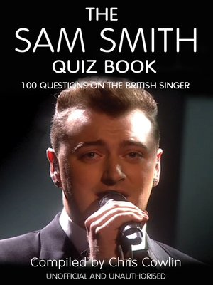 cover image of The Sam Smith Quiz Book