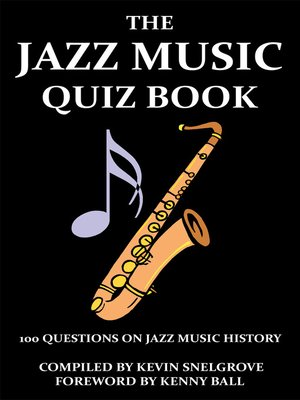 cover image of The Jazz Music Quiz Book
