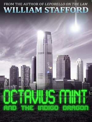 cover image of Octavius Mint and the Indigo Dragon