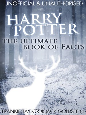 cover image of Harry Potter - The Ultimate Book of Facts