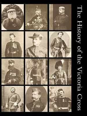 cover image of The History of the Victoria Cross