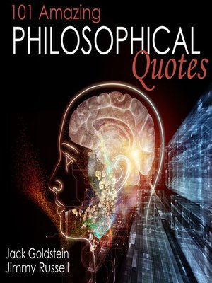 cover image of 101 Amazing Philosophical Quotes