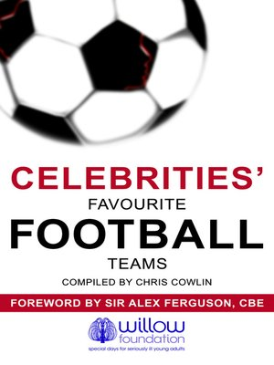 cover image of Celebrities' Favourite Football Teams