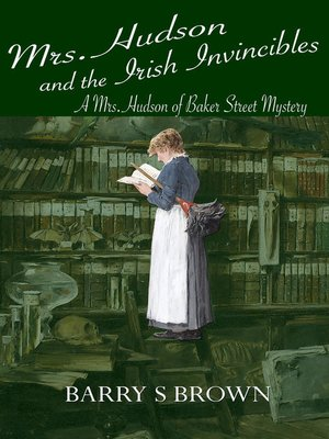 cover image of Mrs. Hudson and the Irish Invincibles