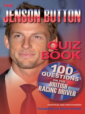 cover image of The Jenson Button Quiz Book