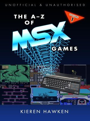 cover image of The A-Z of MSX Games, Volume 1
