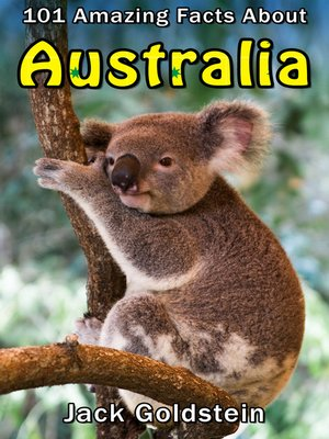 cover image of 101 Amazing Facts about Australia