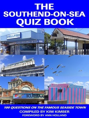 cover image of The Southend-on-Sea Quiz Book