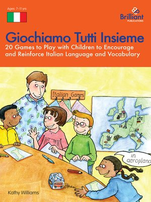cover image of Giochiamo Tutti Insieme