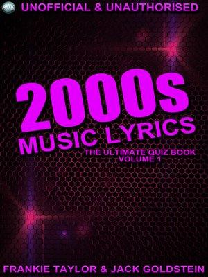 cover image of 2000s Music Lyrics