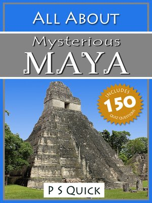 cover image of All About: Mysterious Maya