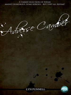 cover image of Adverse Camber