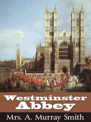 cover image of Westminster Abbey
