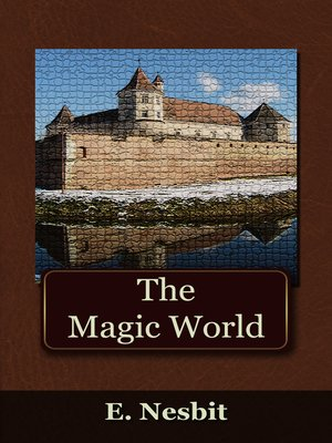 cover image of The Magic World