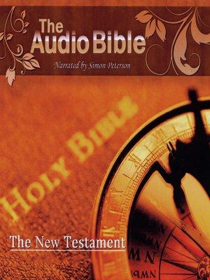 cover image of The New Testament, The Gospel of Luke