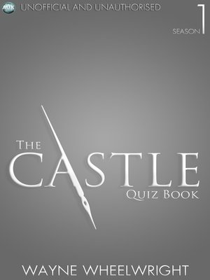 cover image of The Castle Quiz Book - Season 1