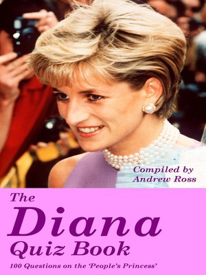 cover image of The Diana Quiz Book