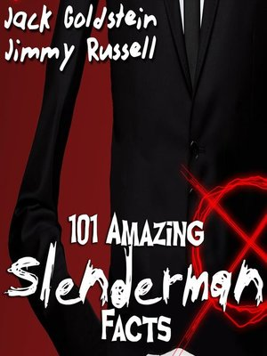 cover image of 101 Amazing Slenderman Facts