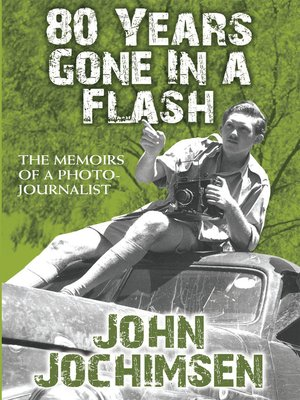 cover image of 80 Years Gone in a Flash