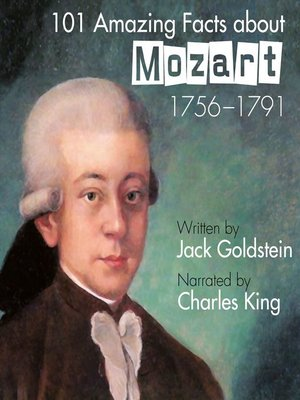 cover image of 101 Amazing Facts about Mozart