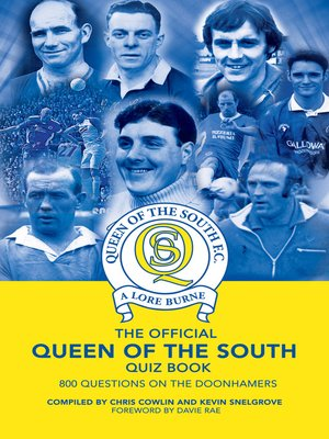 cover image of The Official Queen of the South Quiz Book