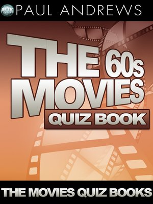 cover image of The 60s Movies Quiz Book