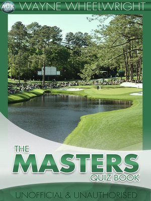 cover image of The Masters Quiz Book