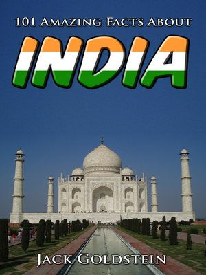 cover image of 101 Amazing Facts About India