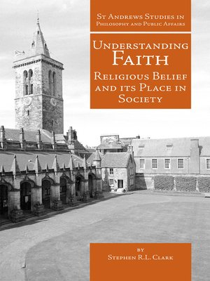 cover image of Understanding Faith