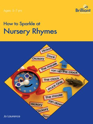 cover image of How to Sparkle at Nursery Rhymes