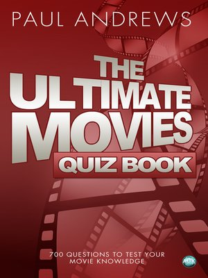 cover image of The Ultimate Movies Quiz Book