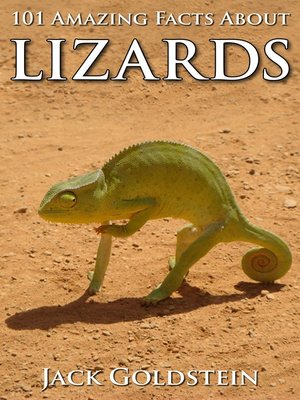cover image of 101 Amazing Facts about Lizards
