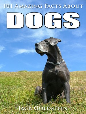 cover image of 101 Amazing Facts about Dogs