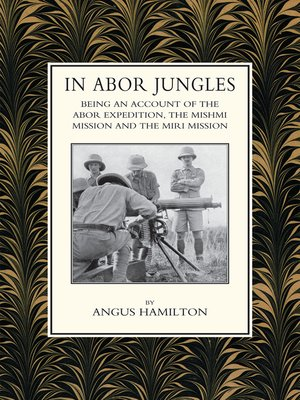 cover image of In Abor Jungles